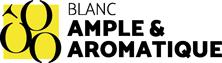 Vins du Québec | Logo Type de vin - Blanc - Ample et aromatique