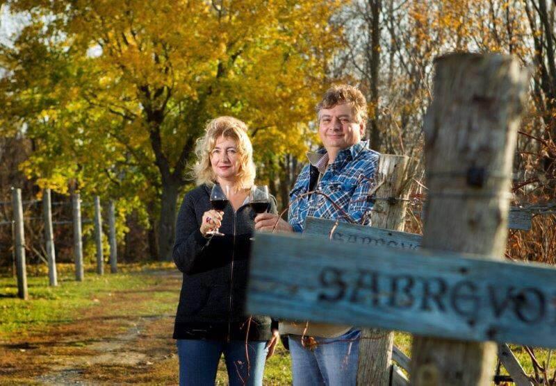 Vins du Québec | France Cliche du vignoble Le Mas des Patriotes