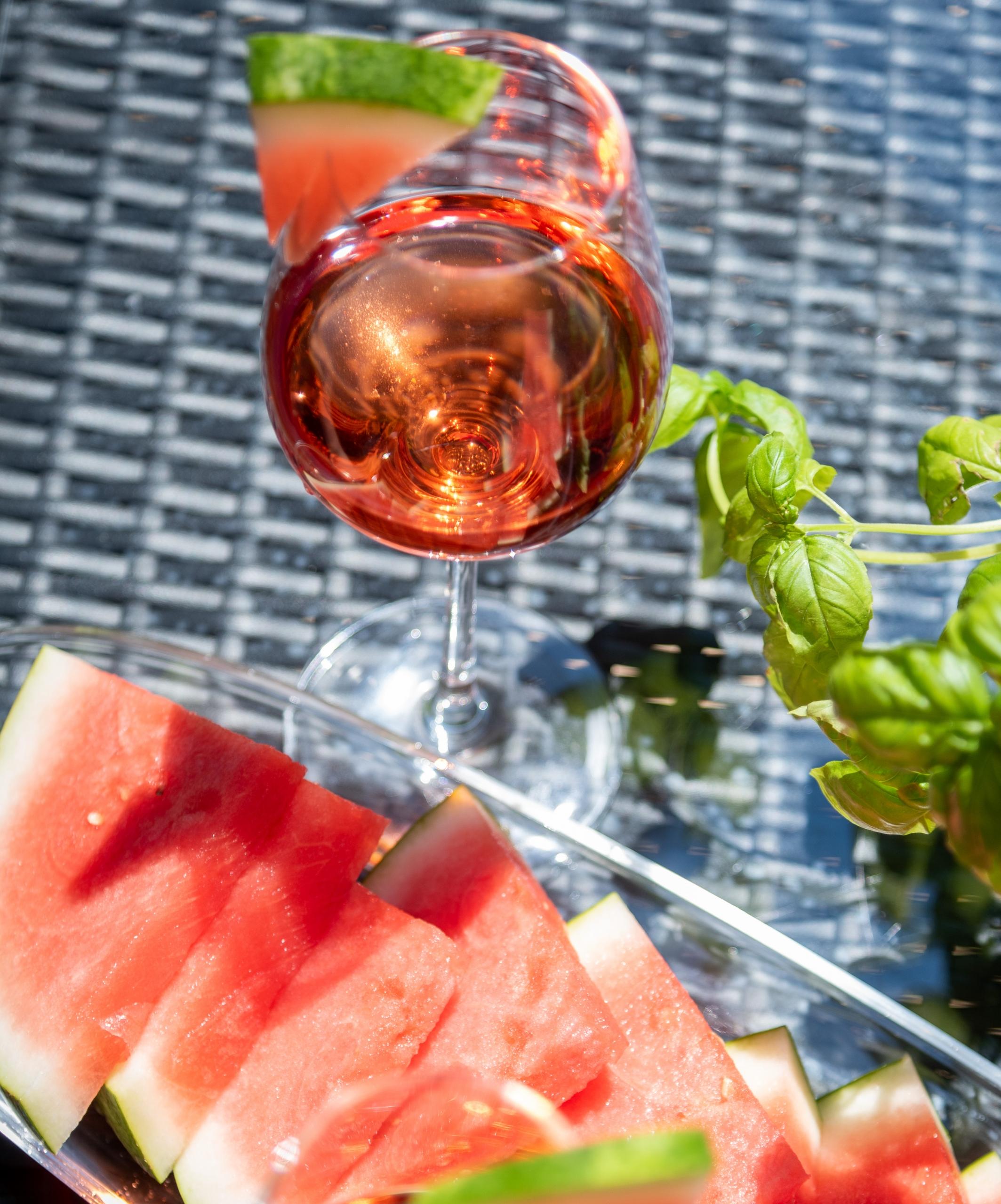 Vin du Québec Rosé