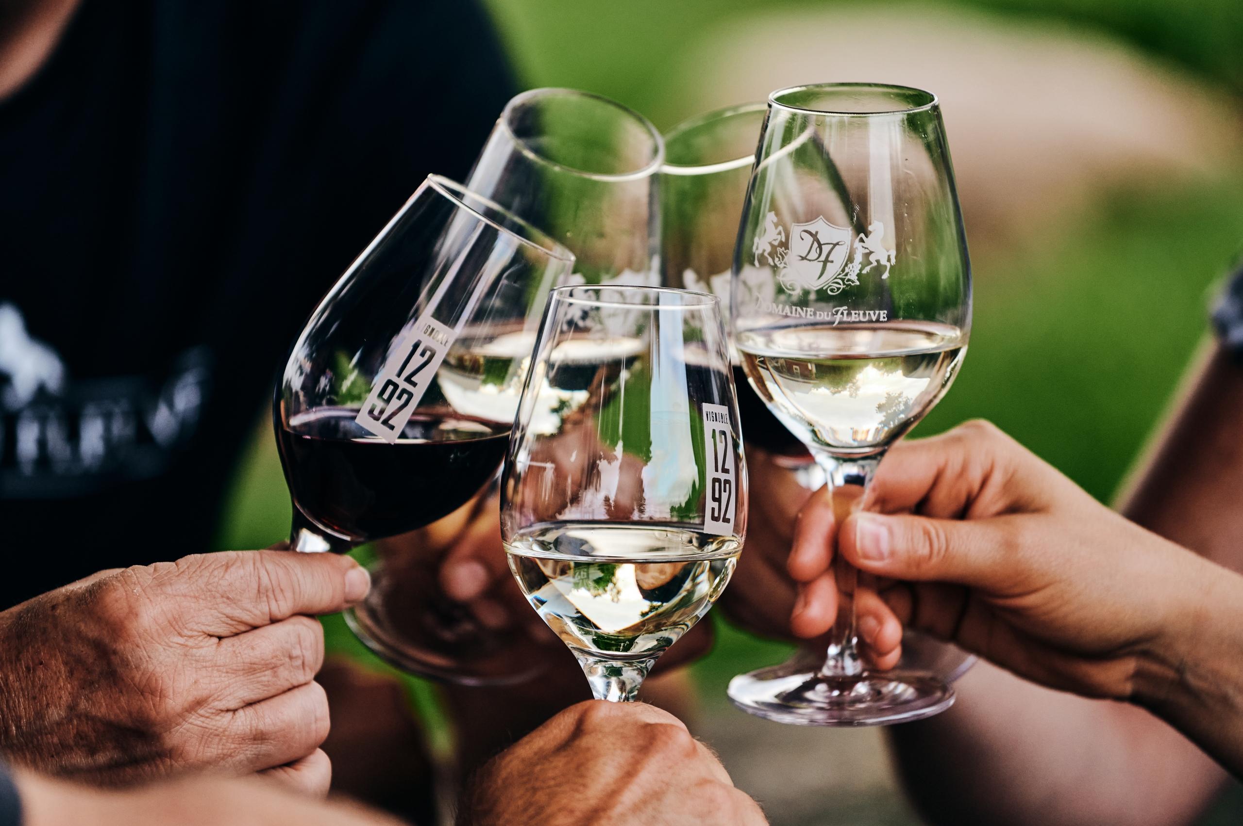 Vignoble 1292 Vins du Québec